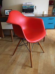 *Genuine* Eames DAW Armchair by Vitra x 4