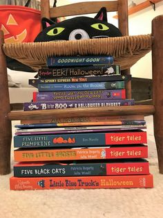 Halloween and Fall Books we are loving! Sharing our faves.