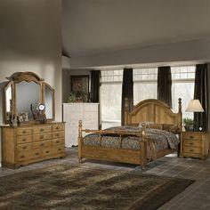 Cherokee Bedroom Set