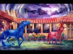 Sybrina Reads Prologue from The Blue Unicorn's Journey To Osm Metal Horns, Books For Teens, Love Pictures, Books Online, Coloring Books, Unicorn, Novels, Journey, Horses