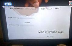 Selamat pagi Mas bro dan Mbak sis... Insiden salah sebut jawara Miss Universe 2015 masih hangat dibicarakan netizen di seluruh penjuru dunia.