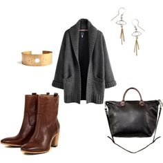 """""""Face the Cold in Style!"""" by bulo-shoes on Polyvore"""