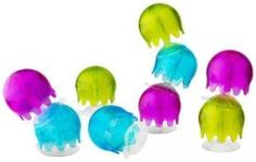 Make bath time an extra fun time with this Boon Jellies Suction Cup Toy Set. These bright, little jellyfish use their suction cup tentacles to stick to wall, the tub and even each other so they can be formed into cool shapes and structures. Best Christmas Toys, Toddler Christmas Gifts, Toddler Gifts, Toddler Toys, Baby Gifts, Kids Christmas, Christmas 2017, Infant Toddler, Bath Toys For Toddlers