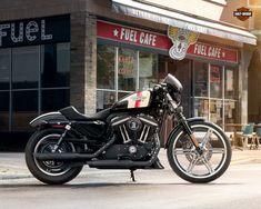 HD iron 883 - customized