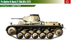 Pz.Kpfw II Ausf.F