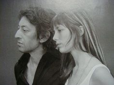 LIMEROOM couple | Serge Gainsbourg, Jane Birkin