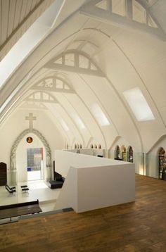 Church of living by Zecc Architecten