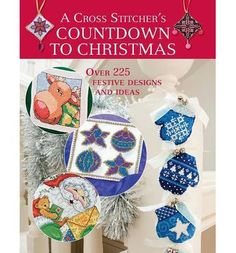 Eight popular cross stitch designers have come together to bring readers the Cross Stitchers Countdown to Christmas. A ready resource of festive cross stitch motifs, each of the 25 chapters provide an inspirational way to create charming cards, beautiful keepsakes and delightful items for the home. Designs range from the classic to the contemporary and many are ideal to stitch in an evening or a weekend - perfect for that busy time of year. With clear color charts, photographs and…