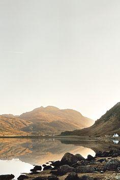 Loch Linnhe, Ardtornish estate, Scotland. Photo by: Oliver Pilcher