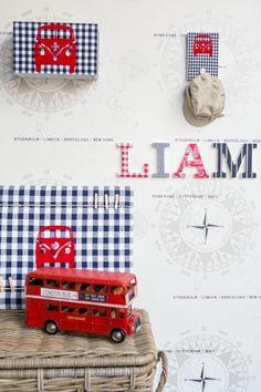 Stoere accessoires voor een jongenskamer uit de Boys Only collectie van Kidsware! www.kids-ware.nl #kinderkamer #babykamer