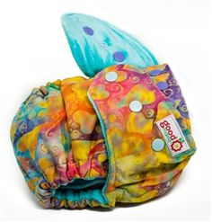 Ok, I might have to get this one.  Who says you can have too many cloth diapers!