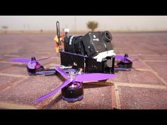 Eachine Wizard 220 FPV Racing Quadcopter Unboxing