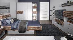 *AKCIA* Ponúkame Vám moderný sektorový nábytok BERIA v jedinečnej farebnej kombinácii.