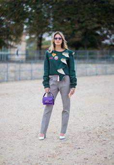 STYLECASTER |  Лучший стиль моды в Париже