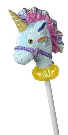 Mary Meyer Fancy Prancers Unicorn Stick Pony