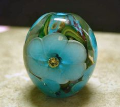 5 Fish Designs - Artisan Glass Lampwork Focal Beads