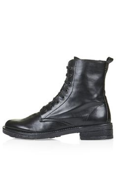 BRUNO Lace Up Boots. Wow only $27 // Topshop