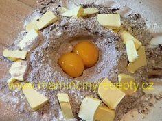 Býčí oči – Maminčiny recepty Dairy, Cheese, Food, Essen, Meals, Yemek, Eten