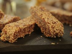 Southern @Heart ; Energy Bars Recipe : Damaris Phillips : Food Network - FoodNetwork.com