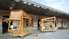 Urban Furniture, Furniture Design, Mobile Kiosk, Mobile Architecture, Floating Architecture, Urban Intervention, Shelter Design, Kiosk Design, Market Stalls