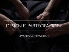 VANESSA4NEWCRAFT: the third crowdcrafting project made by BertO