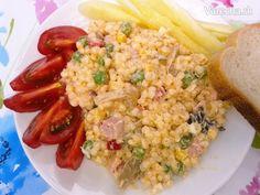 Fusilli, Fried Rice, Bon Appetit, Fries, Salads, Ethnic Recipes, Food, Bulgur, Essen