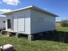 casa isopanel desde u$s8450. la casa más rápida y económica Shed, Outdoor Structures, Houses, Barns, Sheds