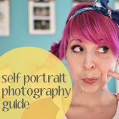 Self-portrait guide
