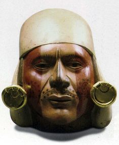 The person who did this piece is a Master! It looks so REAL! Like you could talk to him. Native Art, Native American Art, Ancient History, Art History, Peruvian Art, Mesoamerican, Inca, Ancient Artifacts, Ancient Civilizations