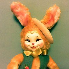 Rushton Rabbit 1950s by jollywolly on Etsy