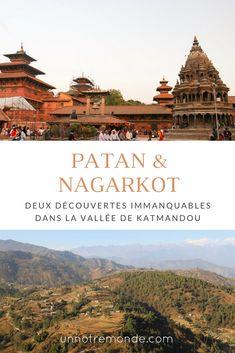 Patan et Nagarkot : deux découvertes immanquables dans la vallée de Katmandou