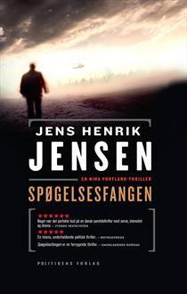 Jens Henrik Jensen indledte sin anmelderroste serie om kriminalassistent Nina Portland med Økseskibet (2004) og Kulmanden (2007). Spøgelsesfangen er tredje bind i serien.