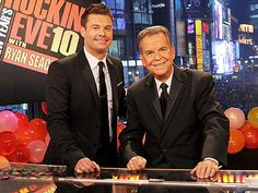 "Ryan Seacrest speaks about the passing of Dick Clark, calls him ""my idol."" Read more: http://www.people.com/people/article/0,,20588344,00.html"