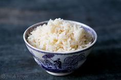 Aromatic Coconut Rice on Simply Recipes