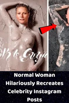 Normal Woman Recreates Celebrity Photos, And The Results Are Even Better Than The Originals Wtf Funny, Funny Texts, Funny Jokes, Hilarious Stuff, Womens T Shirt Dress, Smart Casual Menswear, Bridal Makeup Looks, Healthy Beauty, Tecno
