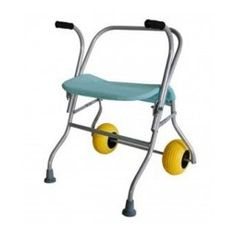 Andador de dos ruedas para playa y piscina #Beach #waterproof #summer #ortopedia #orthopedia #walkers #mobilitywalkers #andadores #adultos #mayores #terceraedad #salud #health