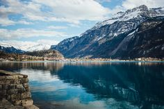 Blue Zone: Brienz