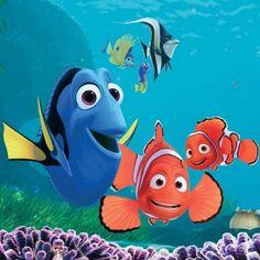 Finding nemo a pixar animated film, dory, marlin and nemo Disney Pixar, Walt Disney, Film Pixar, Pixar Movies, Disney Movies, Disney Games, Cartoon Movies, Cartoon Pics, Disney Villains