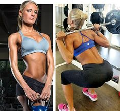 Butt Workouts: 6 Great BodySpace Booty Workouts! - Bodybuilding.com