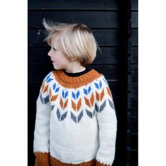 Pil sweater - Thea Rytter