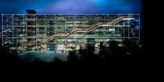 Beaubourg | Renzo Piano and Richard Rogers