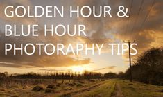 Blue hour and Golden hour photography tips   Discover Digital Photography Photography Basics, Photography Lessons, Photoshop Photography, Photography Editing, Photography Tutorials, Photography Business, Digital Photography, Amazing Photography, Landscape Photography