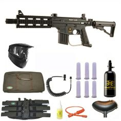 US Army Project Salvo Paintball Marker Gun 3Skull Nitro Sniper Set. Available at Ultimate Paintball!!  http://www.ultimatepaintball.com/p-10396-us-army-project-salvo-paintball-marker-gun-3skull-nitro-sniper-set.aspx