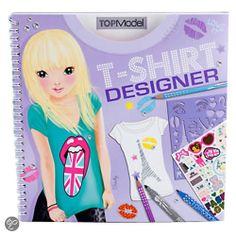 *Top Model t-shirt designer