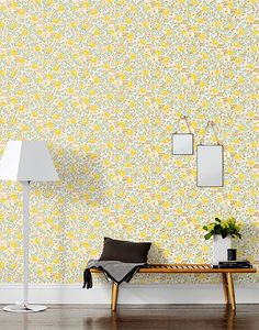cute wallpaper from Rifle Paper Co.