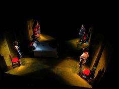 Orange Flower Water. New Century Theatre Company. Scenic design by Matthew Smucker. 2009