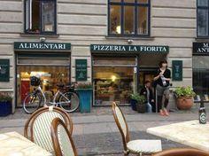 Pizzeria La Fiorita - one of Copenhagens best pizza places