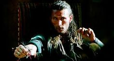 Are you as surprised as I that I am the only one behaving here? ~ Charles Vane