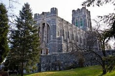 Cadet Chapel at West Point.
