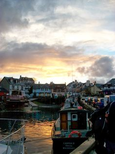 Mallaig, Scotland-took the ferry from here to Skye when we got married.